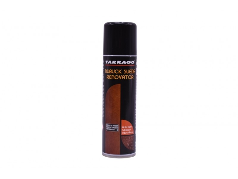 Tarrago аэрозоль для замши арт.3689 средне-коричневый