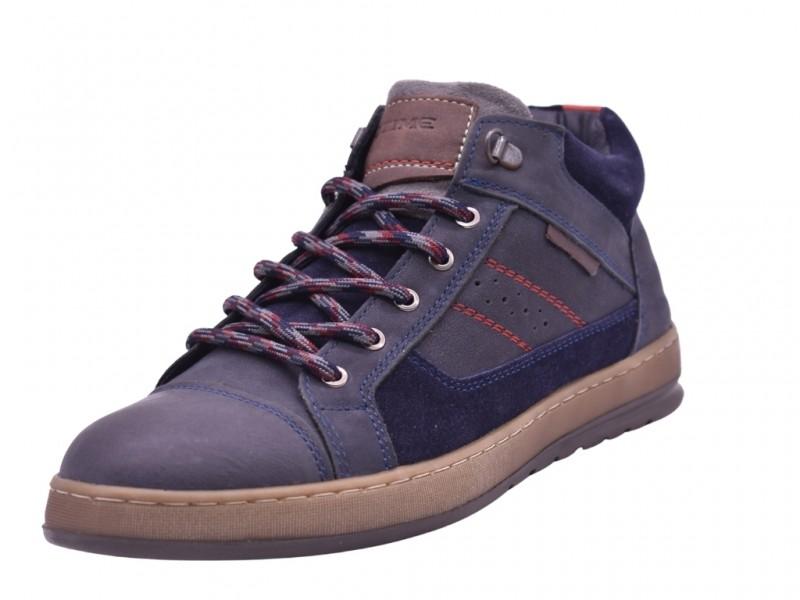 Ботинки GoTime  арт.3303 синие