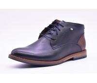 Ботинки Ergo 02-0491-01-4син.