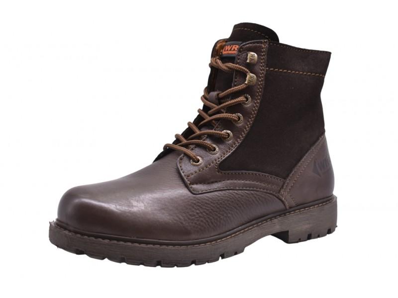 Ботинки Westriders арт.4013 коричневые
