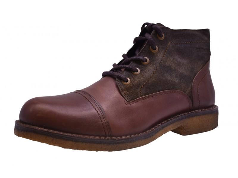 Ботинки El Tempo арт.3968 коричневые