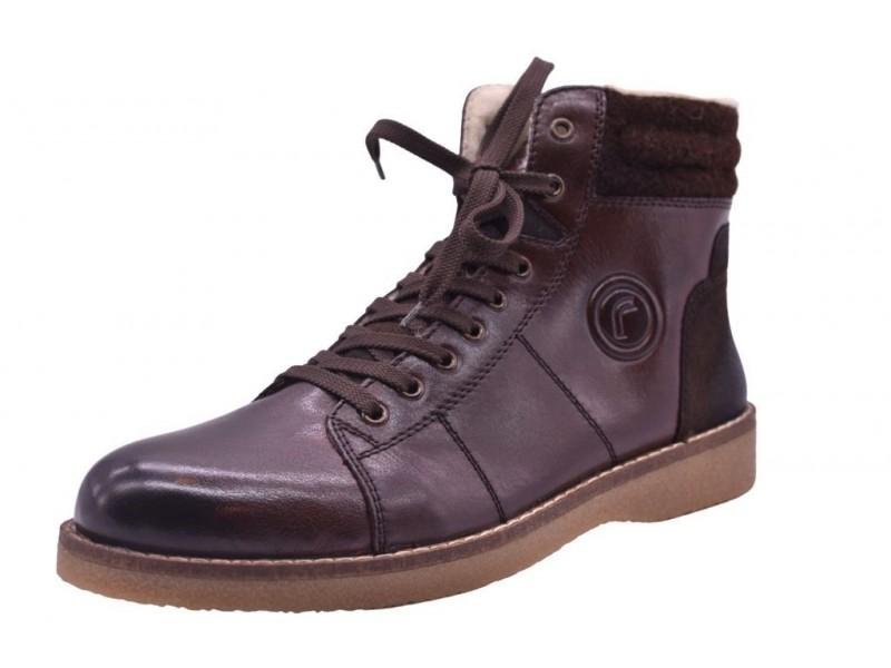 Ботинки Rieker арт.3202 коричневые