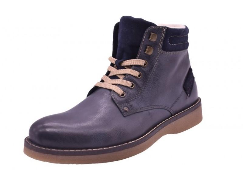 Ботинки Rieker арт.3203 синие