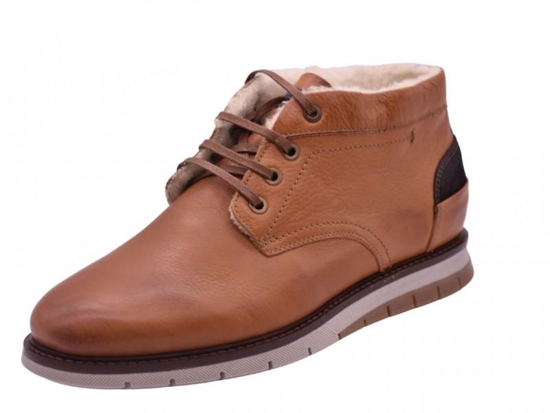 Ботинки  Salamander арт.3268 коричневые