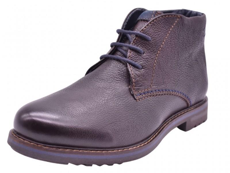 Ботинки Sioux  арт.3039 коричневые
