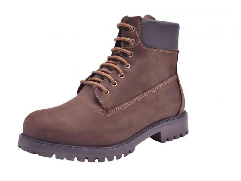 Ботинки Ralf Ringer  арт.3261 коричневые
