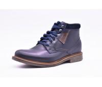 Ботинки Ergo 6411-2-3т.син.