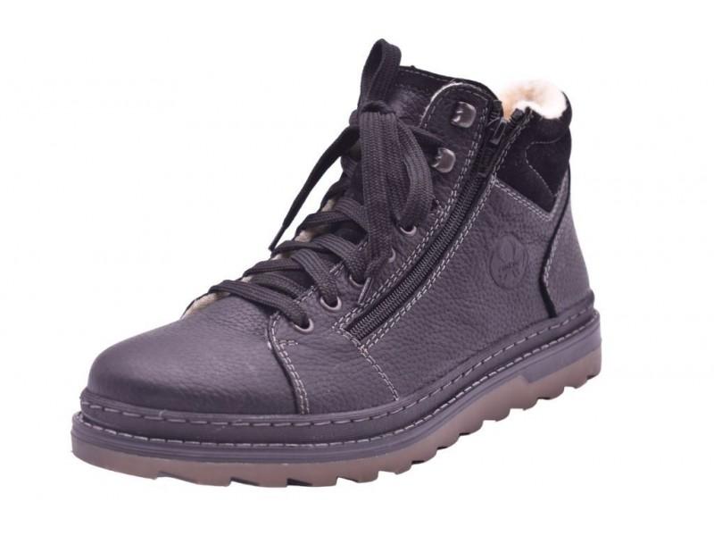 Ботинки Rieker арт.3205 черные