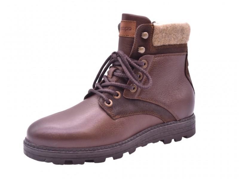 Ботинки  El Tempo арт.3273 коричневые