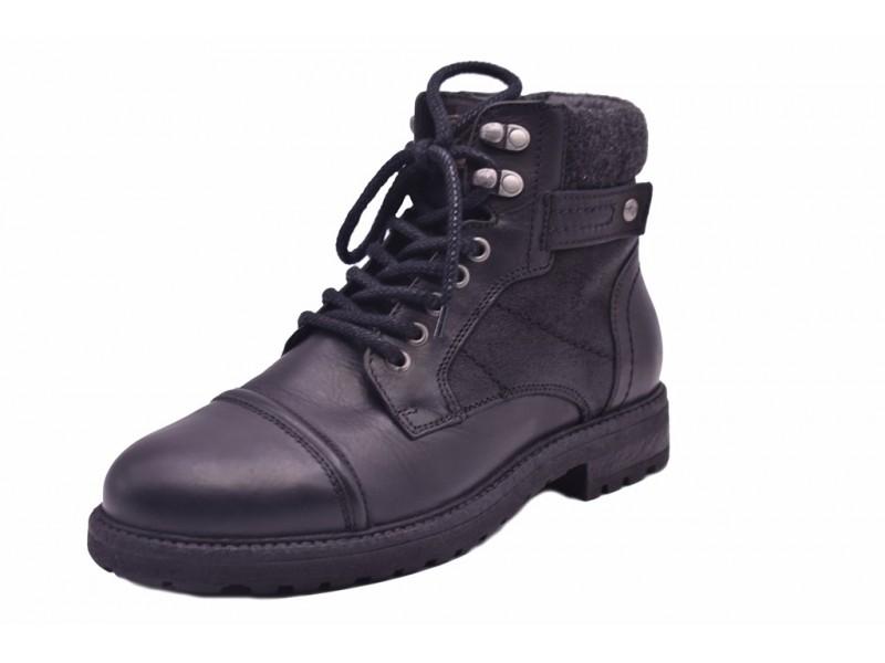 Ботинки  El Tempo арт.3323 черные