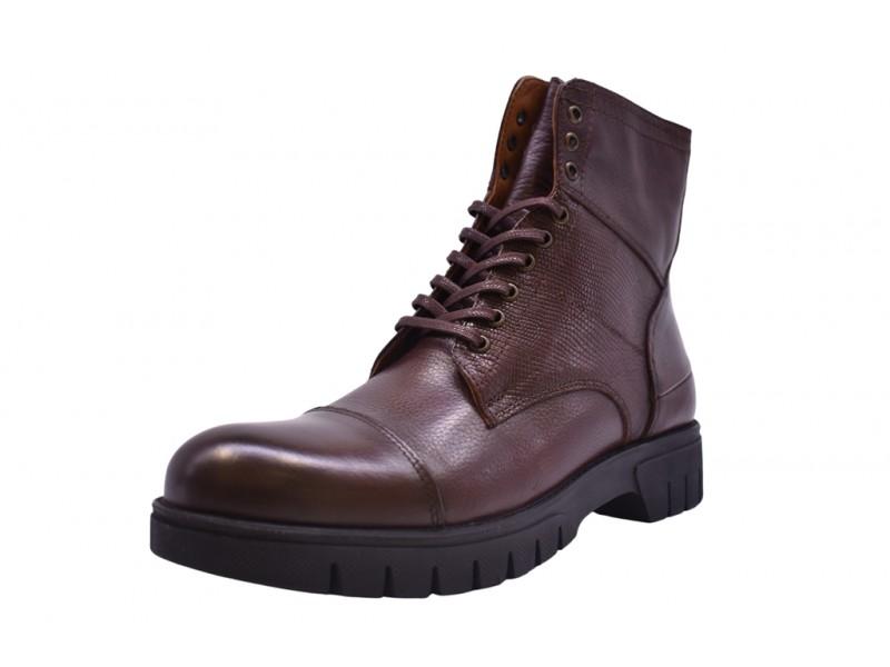Ботинки El Tempo арт.3981 коричневые