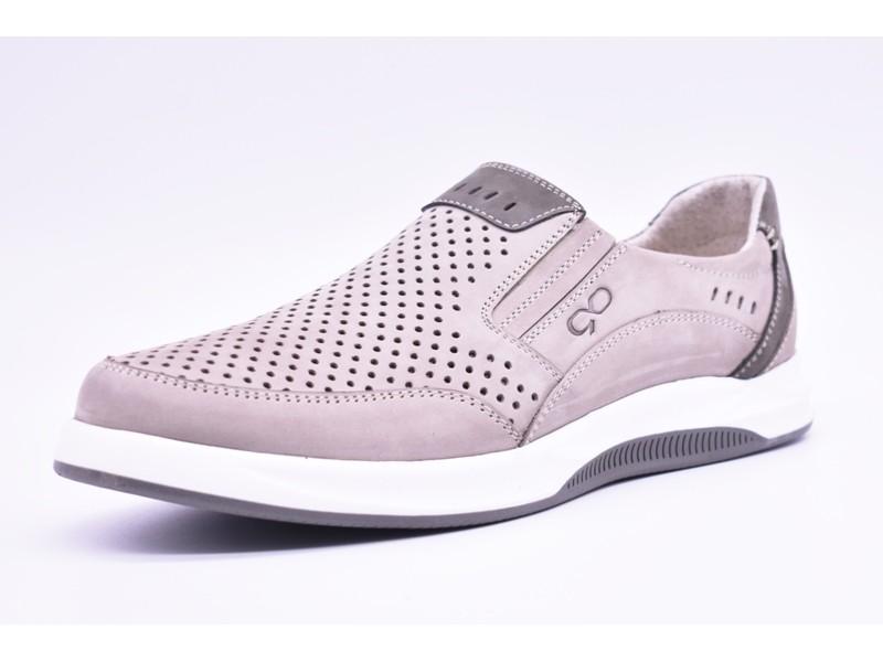 Туфли спортивные GoTime  арт.2058 серые