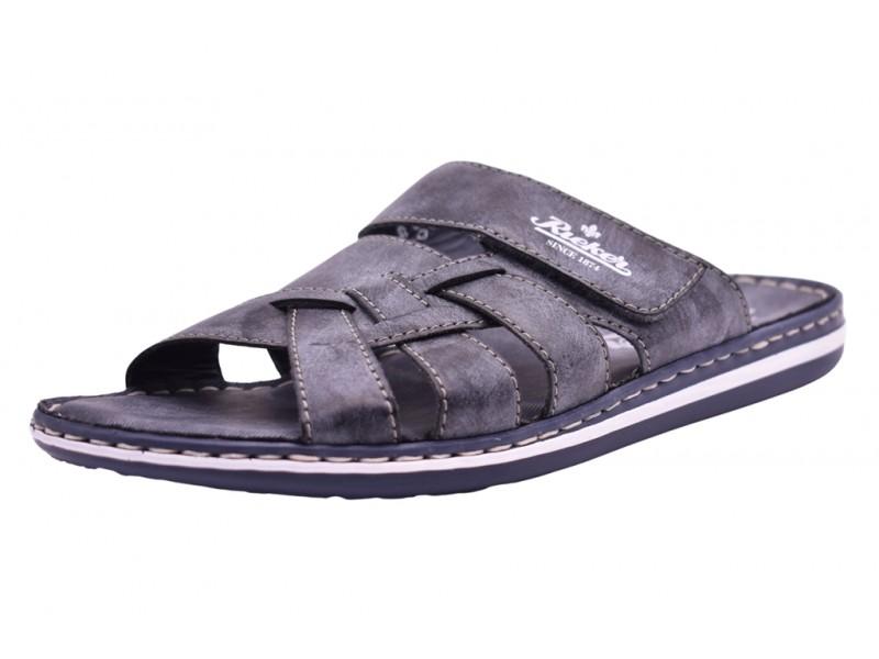 Туфли летние Rieker арт. 3562 синие