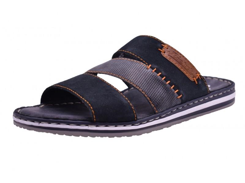 Туфли летние Rieker арт. 3563 синие