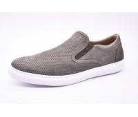 Слипоны | Обувь спортивная Ergo J3653олив.