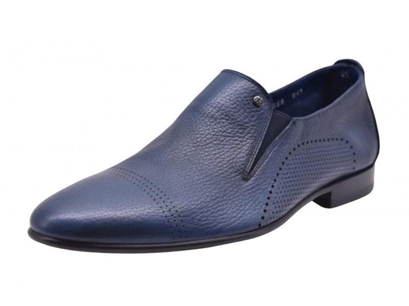 Туфли  Mario Bruni арт. 4016 синие
