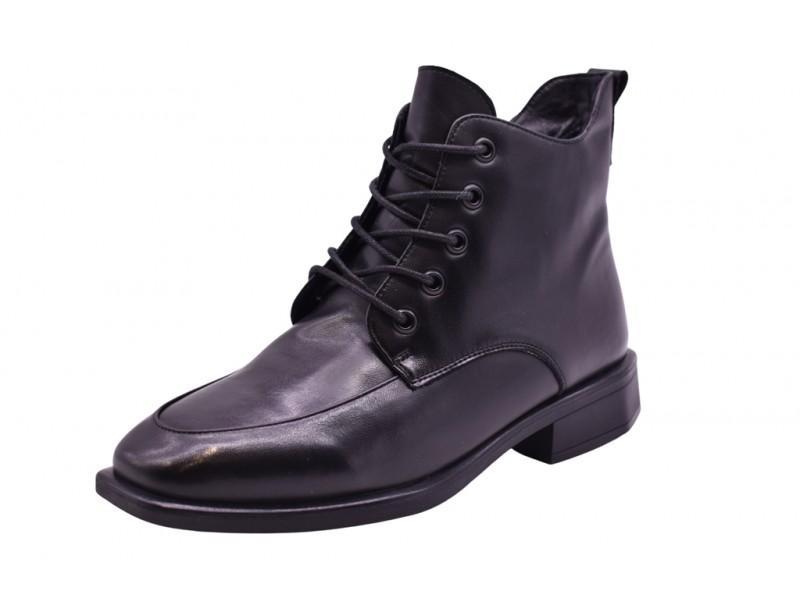 Ботинки Respect  арт.4057 черные