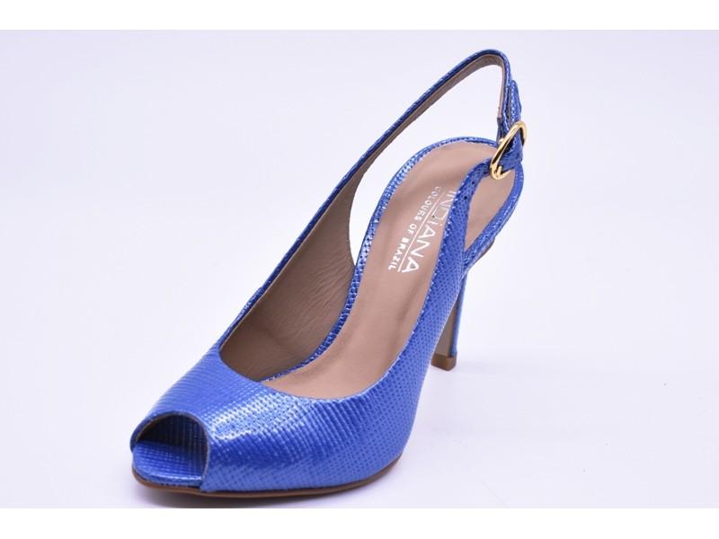 Туфли летниe Indiana арт. 2327 синие