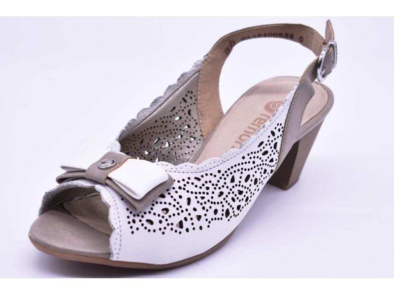 Туфли летниe Remonte  арт.2415 белые