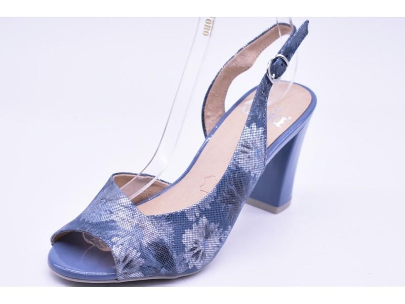 Туфли летниe Caprice арт.2357 лаванда