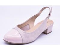 Туфли летниe Caprice арт.2359 розовые