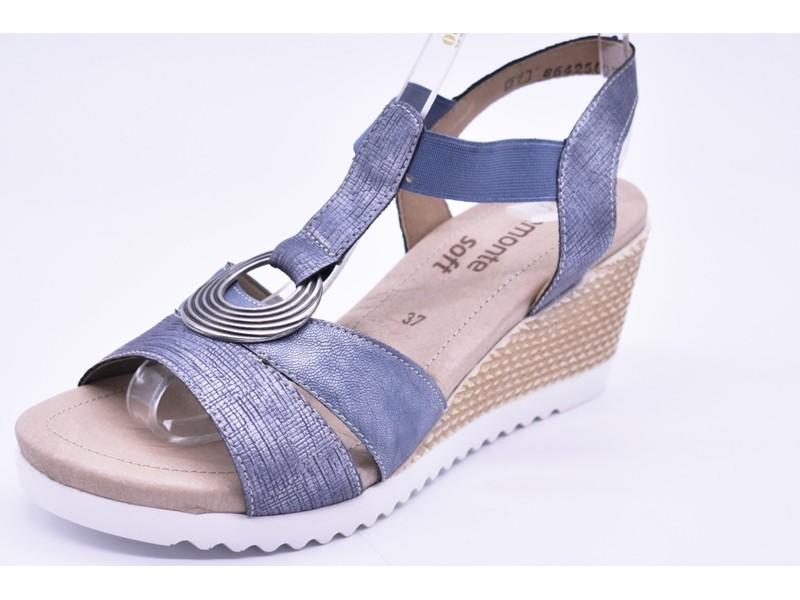 Туфли летниe Remonte  арт.2416 синие