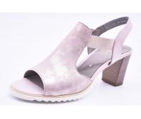Туфли летниe Ara арт. 2031 розовые