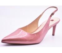 Туфли летниe Hogl  арт. 1977 розовые