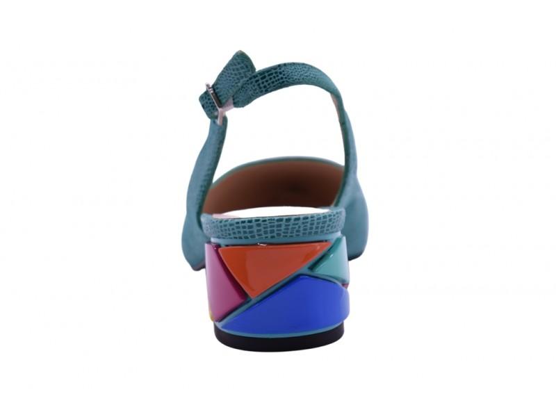 Туфли летниe Luiza Belly арт. 3615