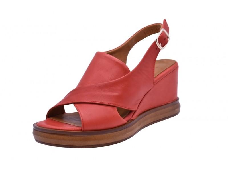 Туфли летние Mym арт. 3554 красные