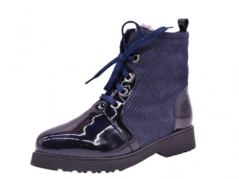Ботинки Spiffy  арт.3284 синий