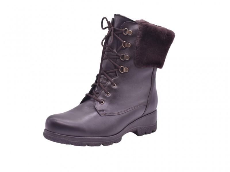 Ботинки Janita арт.3329 черные