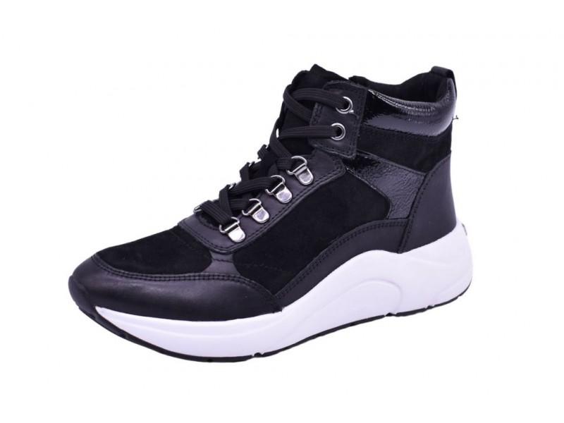 Ботинки Caprice арт.2840 черные