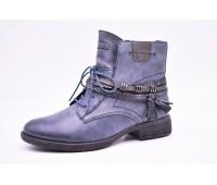 Ботинки Jana 25208-29син.