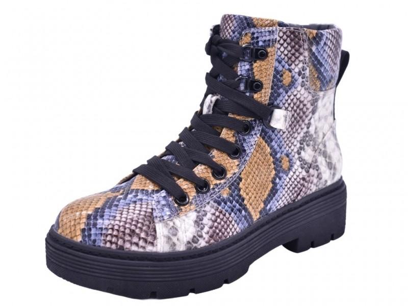 Ботинки Marco Tozzi  арт.3062 мульти