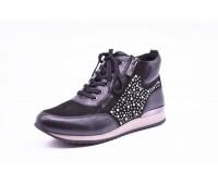Ботинки Caprice арт.1416 черные
