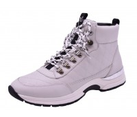 Ботинки  Caprice арт.2988 белые