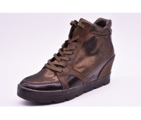 Ботинки | СникерсыWortmann 25224-27бронз.