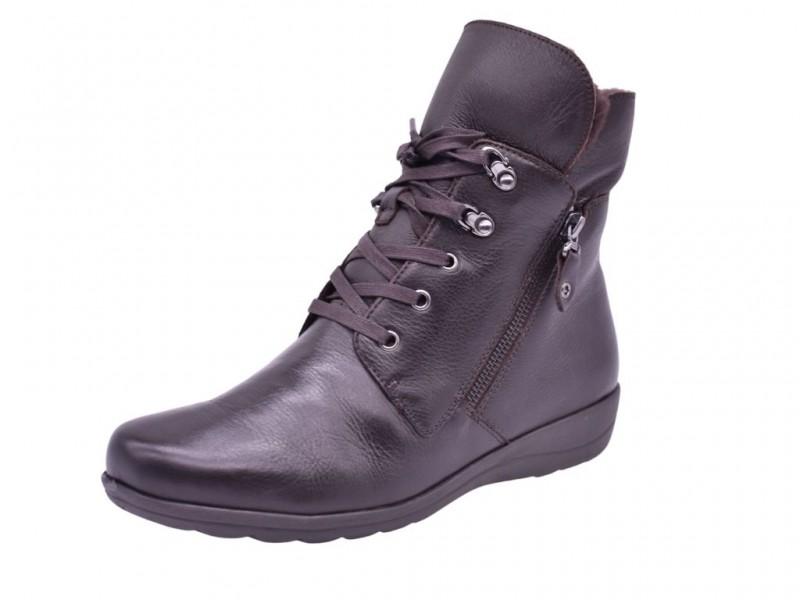 Ботинки  Caprice арт.3136 коричневые