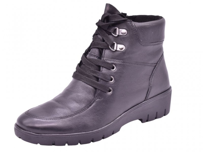 Ботинки  Caprice арт.3137 черные