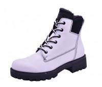 Ботинки  Tamaris арт. 3069 белые