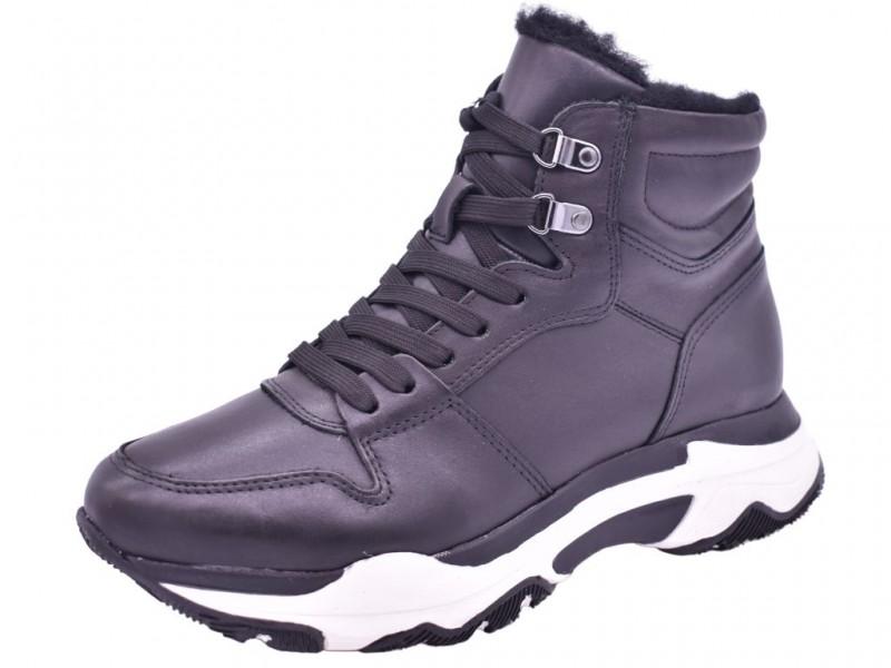 Ботинки Marco Tozzi  арт.3064 черные