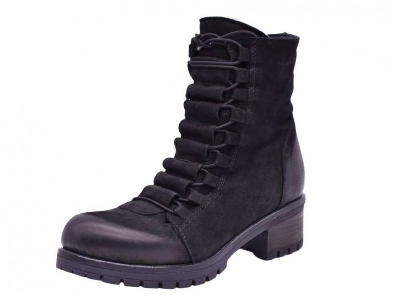 Ботильоны | Ботинки Mym арт.3157 черные