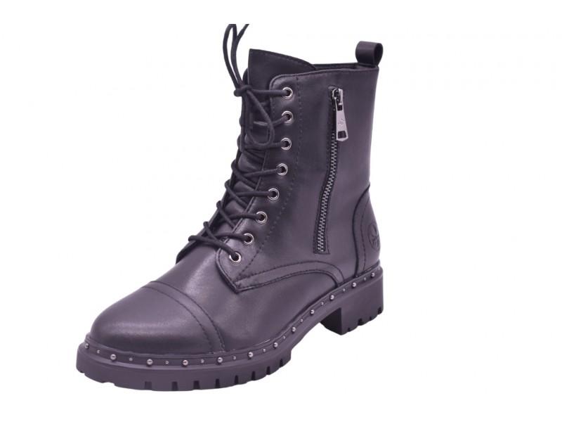 Ботинки Rieker арт.3214 черные