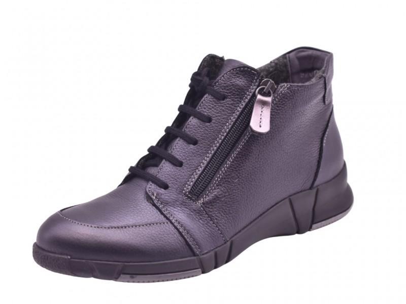 Ботинки Suave Kyoto9200M  арт.3351 черные