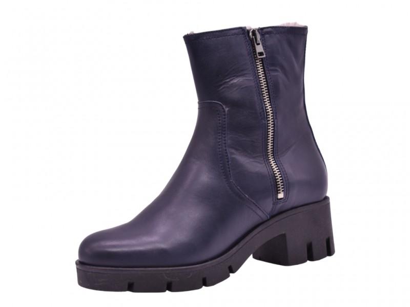 Ботинки Peperosa синие арт.3290