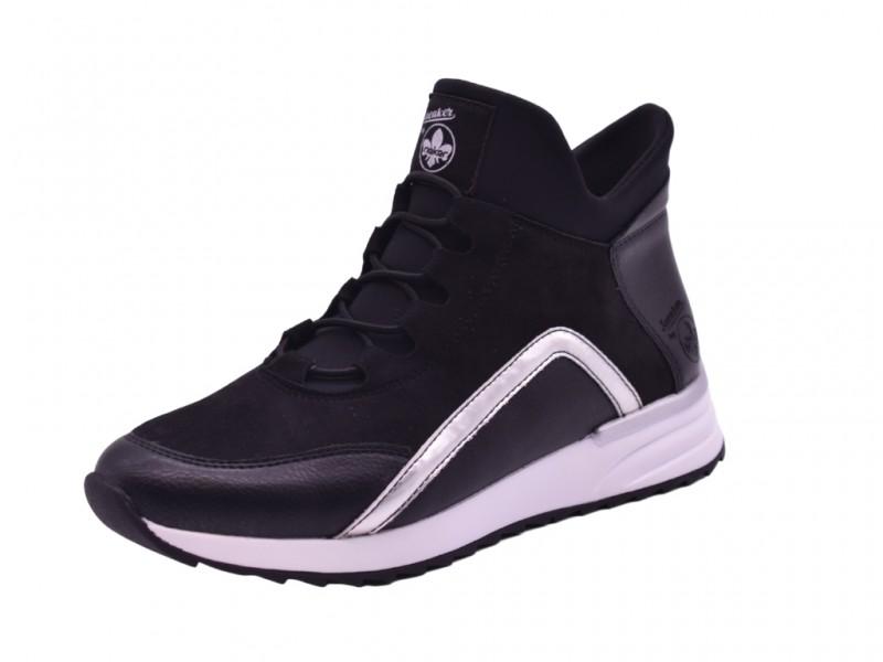 Ботинки Rieker арт.3352 черные