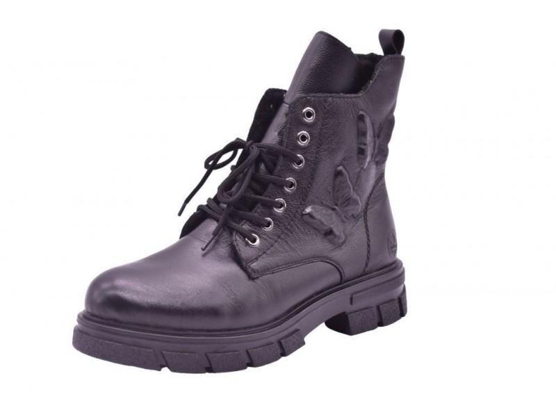 Ботинки Rieker арт.3211 черные