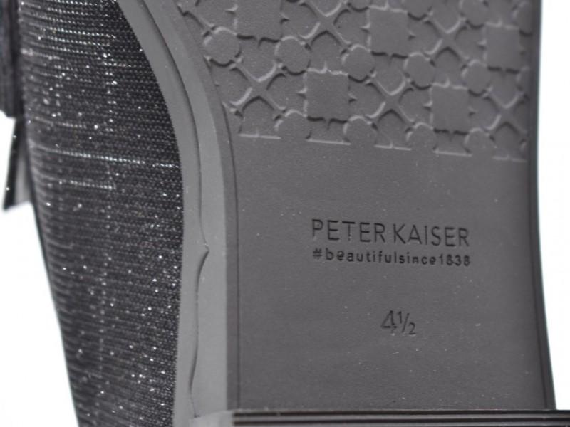 Лоферы Peter Kaiser  арт.2997 черные