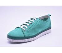Полуботинки | Кеды | Спортивная обувь Jana 23608-26зел.